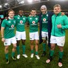 Eight new caps, Dillane's impression and selection calls for Schmidt