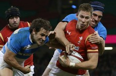 Wales see off Pumas to end losing streak