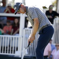 For the second time in a month, Séamus Power is among the leaders on the PGA Tour