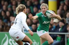 Ireland narrowly lose out to world champions England in first November Test