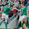 This sensational Irish team try has just won World Try of the Year