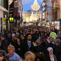 Organisers end Dublin Christmas lights ceremony early due to overcrowding
