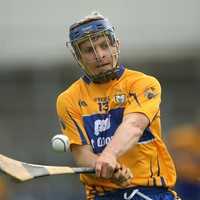 Clare's Podge Collins will focus solely on inter-county hurling in 2017