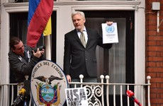 Prosecutors arrive in London to question Assange over rape allegations