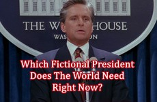 Which Fictional President Does The World Need Right Now?