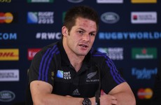 All Blacks legend Richie McCaw joins earthquake rescue effort