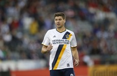 'I will miss you LA' - Steven Gerrard hints at Galaxy departure