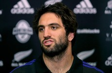 Whitelock hoping to give All Blacks major boost by returning for Dublin clash