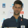 'You guys are unbelievable': Novak Djokovic loses his cool after frosty exchange with reporter