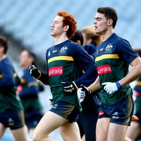 Losing 'one of the finest athletes' in Meath to the AFL but hope for the future with McEntee