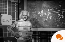What is the theory of relativity all about?