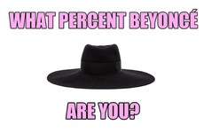 What Percent Beyoncé Are You?