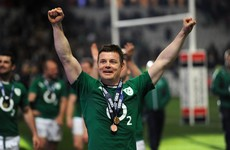 Brian O'Driscoll becomes 11th Irish player to be inducted into World Rugby's Hall of Fame