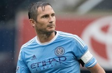 Leaving New York, never easy: Frank Lampard says goodbye to MLS side