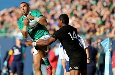 Ireland expecting 'the real All Blacks' to show up and pose aerial threat in Dublin