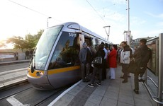 Major disruption to Luas red line after rush hour incident at Belgard