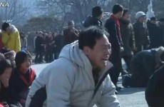 Watch: North Koreans mourn the death of dear leader Kim Jong Il