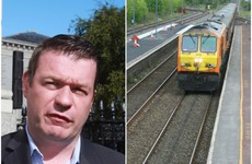 Alan Kelly is properly miffed at suggestions a Tipperary rail line should close
