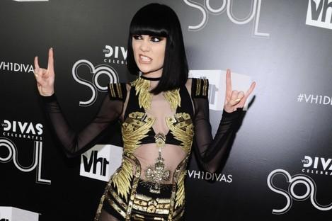 "Jessie J arrives at ""Vh1 Divas Celebrates Soul"" on Sunday"