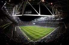 These are the 12 stadia that will make up Ireland's 2023 Rugby World Cup bid