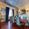 Enjoy Victorian luxury with unique hand-painted murals in Blackrock
