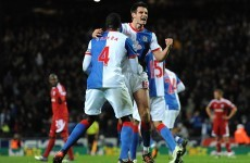 Ouchies! Scott Dann suffers 'ruptured testicle'