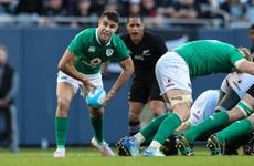 Ireland's skills show up strongly against world-leading All Blacks