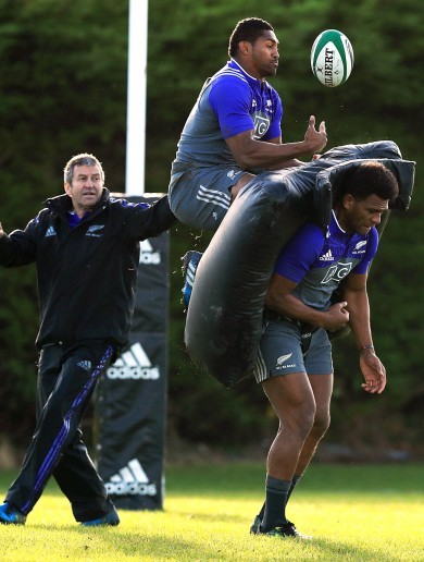 'Coming to Dublin is always special': All Blacks hungry and focused ahead of Aviva showdown