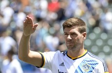 Sweet Dreams My LA Ex! Gerrard's Galaxy exit confirmed