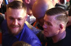 McGregor got him in the door but Kavanagh says Charlie Ward is worthy of UFC debut