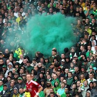 Hoops fans in more hot water with UEFA