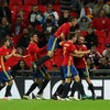 Gareth Southgate's England denied victory by two late Spain goals at Wembley