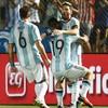 Argentina players boycott media after Lavezzi marijuana claims