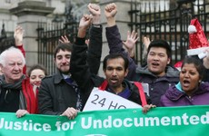 "Undocumented in Ireland: ""We're the very same as the Irish undocumented in the US"""