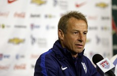 Klinsmann facing the sack as US suffer worst competitive defeat in 36 years