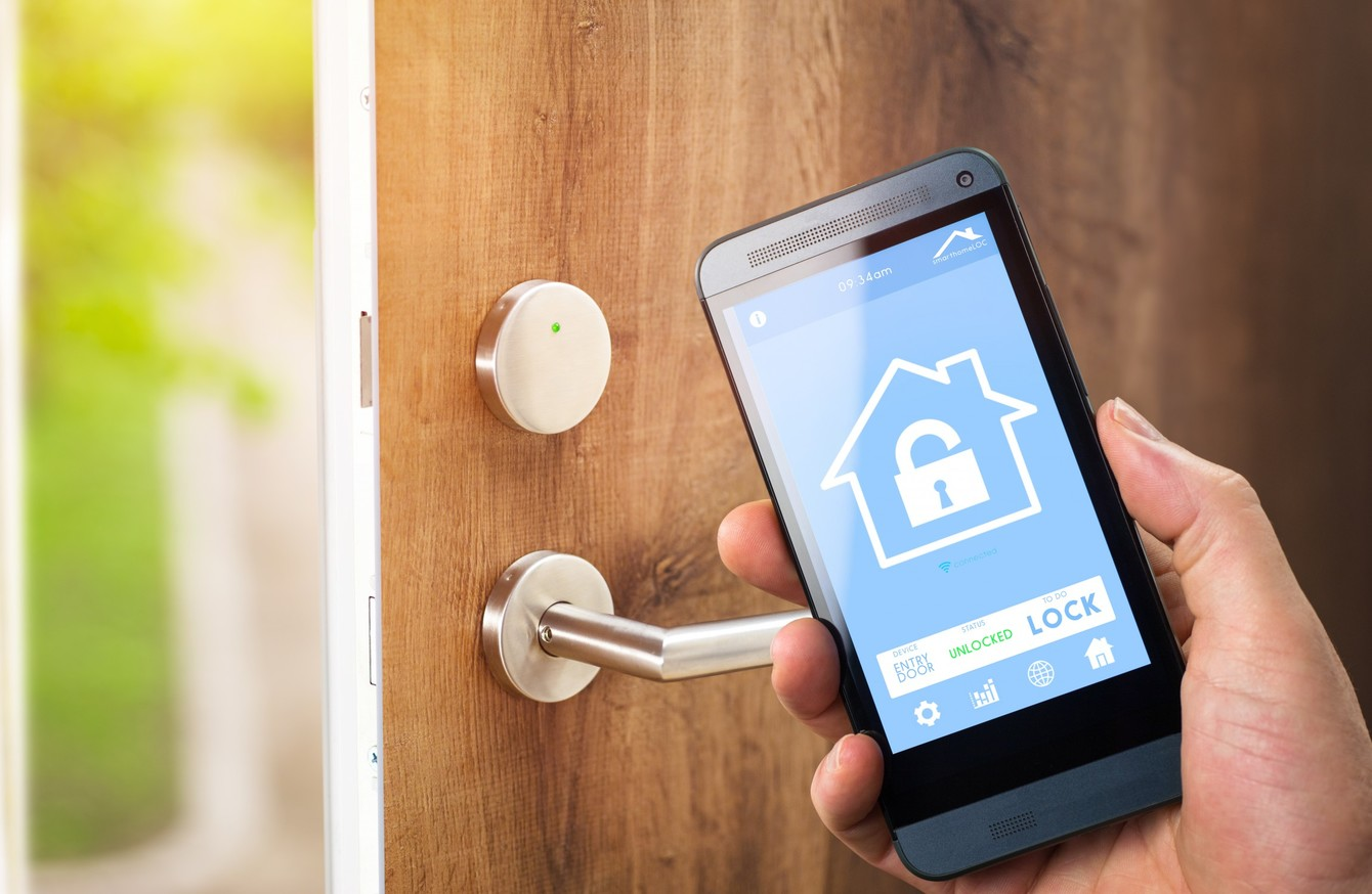 The Smart Home - keeping house through an app · TheJournal ie