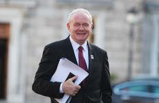 Martin McGuinness points finger firmly at the DUP at Public Accounts Committee hearing on Project Eagle