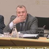 Tense talks between Russian ambassador and Fine Gael TD: 'You walked into Crimea and took it over'