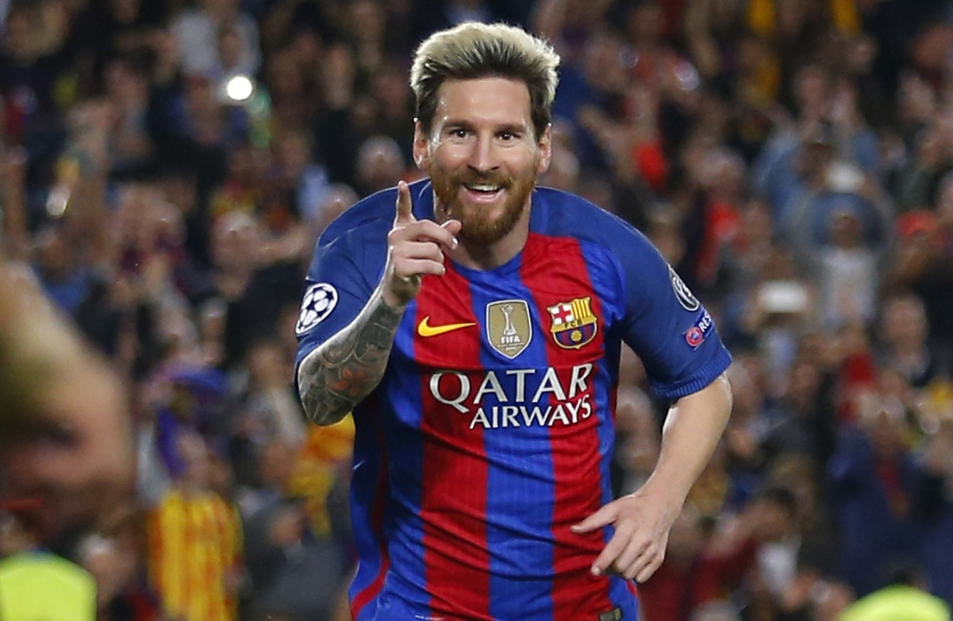 a0e140159dc Mes que un sponsor  Barcelona cash in with new €55m-a-year shirt deal