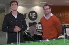 The42 Rugby Show: Murray Kinsella and Johne Murphy on what it will take to beat the All Blacks (again)