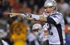 WATCH: Tom Brady got obliterated by a Broncos defender last night
