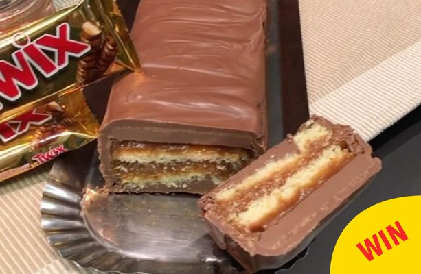 People are making gigantic Twix bars and they look