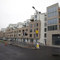The cut-priced 'New Priory' apartments have been snapped up