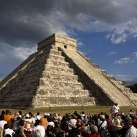 Scientists now say there are two 'Russian doll' structures inside this Mayan pyramid