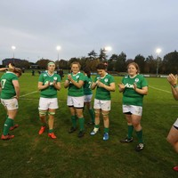Tom Tierney hoping Ireland apply lessons learned from England defeat in Canada clash