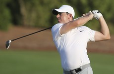 McIlroy's defence at DP World Tour Championship gets off to worst possible start