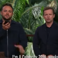 People weren't happy with Ant and Dec's Stephen Hawking joke on I'm A Celeb last night