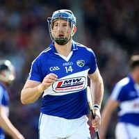 One of Laois' best-known hurlers retires from inter-county game at just 28