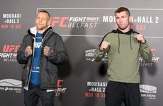 McGregor continues to motivate the man who succeeded him as a Cage Warriors champion