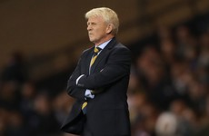Strachan to remain as Scotland boss despite poor start to World Cup qualifiers